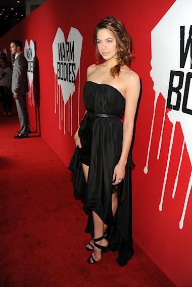 "Premiere Of Summit Entertainment's ""Warm Bodies"" - Red Carpet"