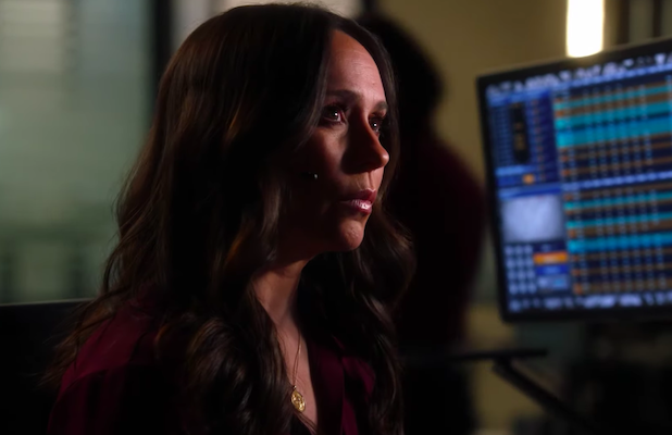 '9-1-1': Maddie Sends the Team to Help a Guy Locked in a Freakin' Meat Freezer (Exclusive Video)