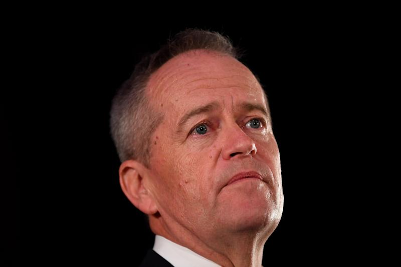 Bill Shorten concedes defeat at the 2019 Federal Election for the Labor Party.