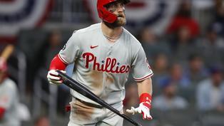 【MLB專欄】「保送狂人」28歲Harper 百盜目標近在眼前