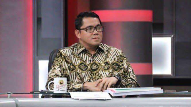Adu Mulut Arteria Dahlan Vs Ahmad Sahroni di Depan Jenderal Gatot