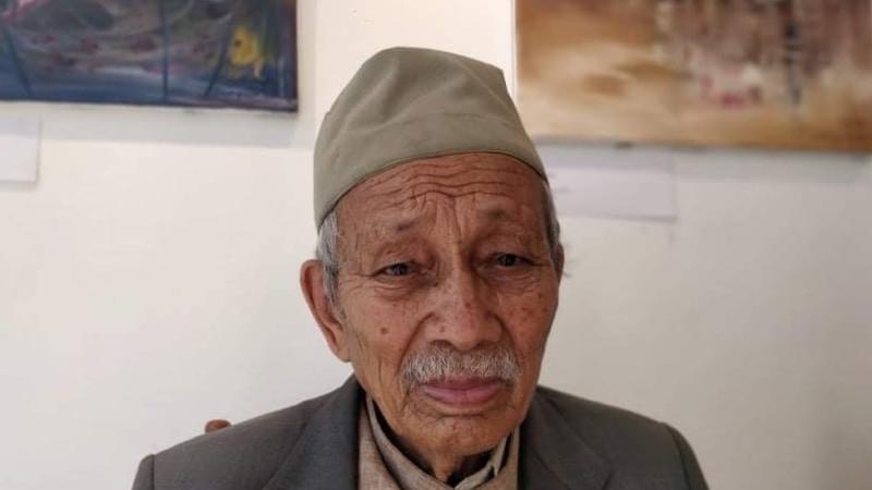 Satya Mohan Joshi