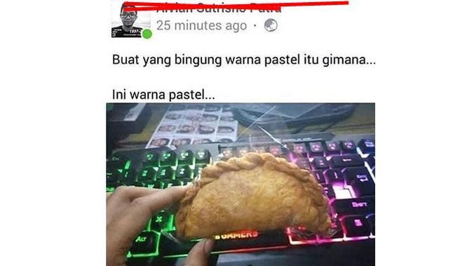Status Facebook 5 Orang Kurang Paham Ini Bikin Geleng Kepala (sumber: Instagram.com/ngakakkocak)