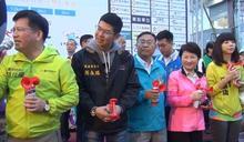 【Yahoo論壇/張孟湧】藍綠決戰中台灣的變數:小英、空汙與老胡