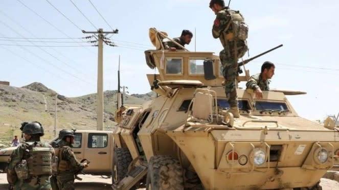VIVA Militer: Pasukan Kusus Afghanistan