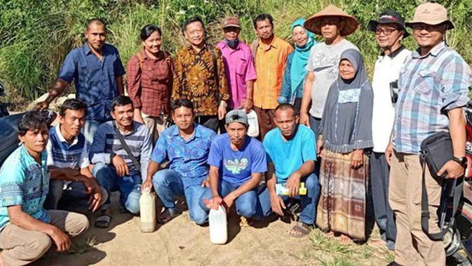 Kementan Gelar Bimtek Pengenalan dan Penanganan OPT Kopi Secara Organik di Tapanuli Selatan