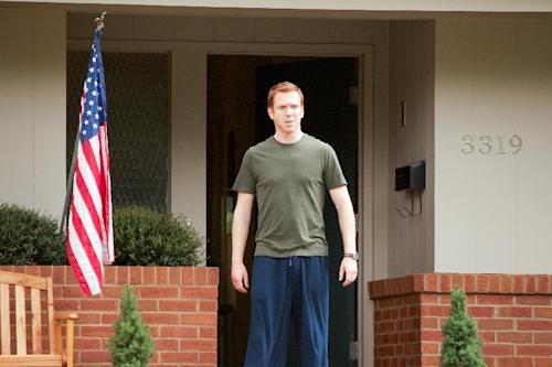 "This undated image released by Showtime shows actor Damian Lewis as Nicholas Brody in a scene from ""Homeland."" Gandolfini's portrayal of Tony Soprano represented more than just a memorable TV character. He changed the medium, making fellow antiheroes like Walter White, Don Draper and ""Homeland's"" Nicholas Brody possible, and shifted the balance in quality drama away from broadcast television. (AP Photo/Showtime, Kent Smith)"