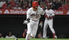 MLB》大谷翔平還沒上場就先寫紀錄 5局好投、自打球後敲二壘安