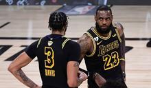 NBA》神奇的「黑曼巴」球衣 湖人披此戰袍出賽勝率100%