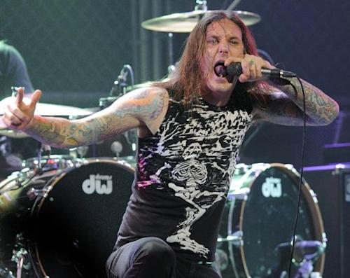 As I Lay Dying Vocalist Arrested For Allegedly Plotting to Have Wife Killed