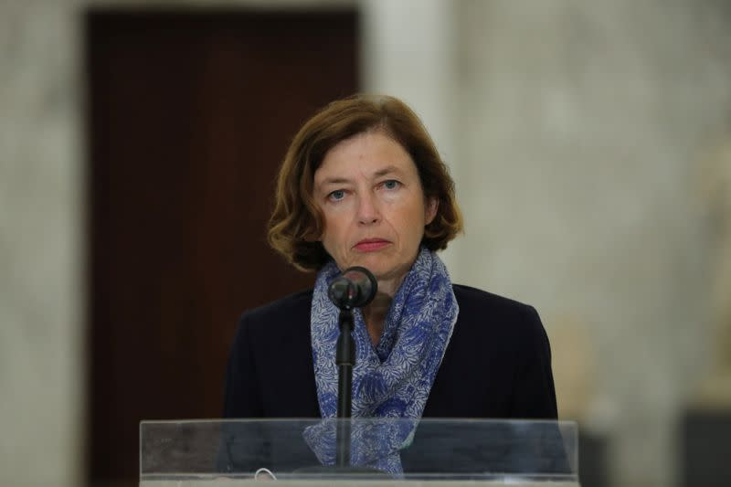 France says senior officer investigated over suspected security breach