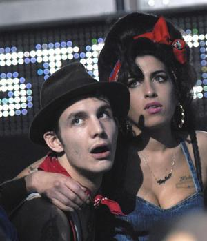 Amy Winehouse's Ex-Husband In Coma; Fighting For Life