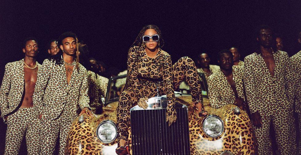 """<p class=""""body-dropcap"""">Poetry is what Beyoncé presented with her visual album, <em>Black Is King</em><em>,</em> a magnum opus that highlights the African diaspora—its culture, traditions, and styles. From the sweeping cinematography at picturesque locations across the globe (including South Africa, West Africa, Belgium, London, New York, and Los Angeles) to the cast that includes an <a href=""""https://www.harpersbazaar.com/celebrity/latest/a33468544/blue-ivy-black-is-king-cameo/"""" target=""""_blank"""">array of celebrities</a> to the incredible number of costume changes, Queen Bey made a profound statement. It was Afrofuturism at its finest—a sentiment that was enforced by the fashion in the film.</p><p>Working with stylist Zerina Akers, Beyoncé showcased a miles-long parade of ensembles that was a feast for the senses. There were ball gowns reminiscent of debutante cotillions, styles that mirrored ancient cave paintings, large-than-life garbs that payed reverence to disparate African tribes, and glistening bodysuits and fringe pieces that saluted the trends of today. Indeed, Akers corralled designers both big and small to help bring Beyoncé's incredible vision to life. From Riccardo Tisci at Burberry and Olivier Rousteing at Balmain to Alon Livné and Loza Maléombho, we're tracking the outfits by these sartorial maestros that were on display in Beyoncé's visual symphony. </p><hr>"""