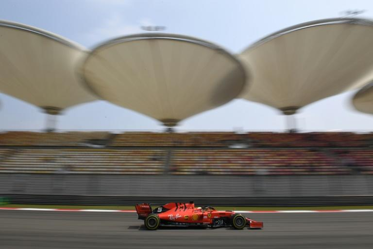 The Chinese Grand Prix in Shanghai became the most high-profile sporting event in China to fall to the coronavirus