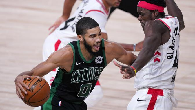 Cuplikan Video Hasil Play-off NBA Raptors vs Celtics