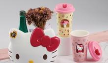 Hello Kitty超萌加價購!美樂蒂公仔陶瓷杯登場