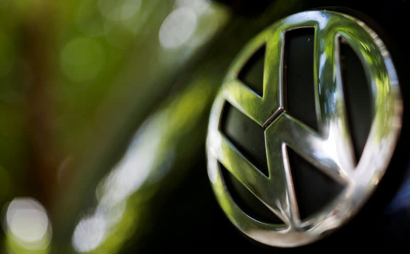 German prosecutors suspect suicide in death of suspended VW employee