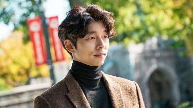 Gong Yoo (Foto: koreaboo.com)