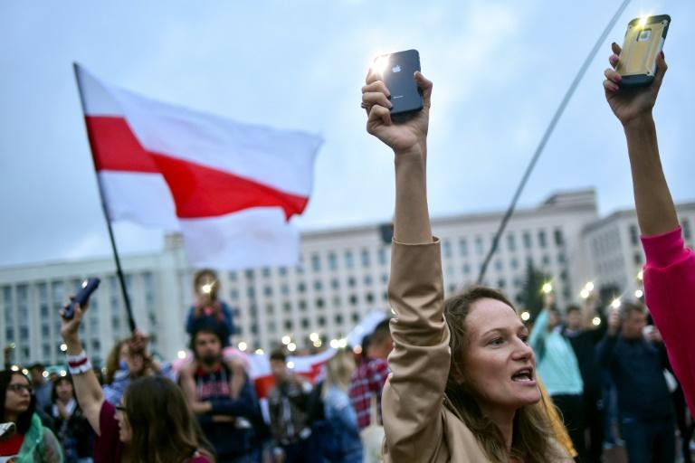 EU rejects Belarus vote result as Lukashenko orders clampdown