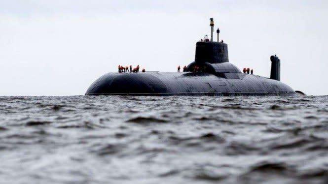 Gawat, Kapal Selam Nuklir Rusia Berhasil Terobos Wilayah Amerika