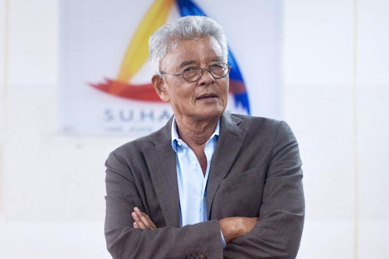 Othman replaces Tan Sri Razali Ismail (pic) as Suhakam chairman. — Picture by Mukhriz Hazim