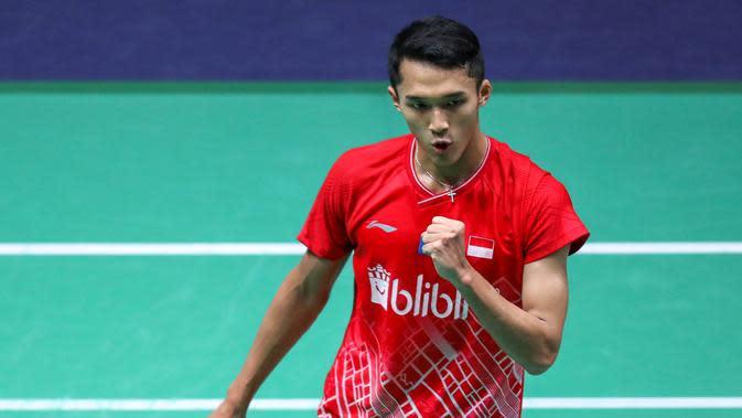 SEA Games 2019: Jonatan Menang, Indonesia Ungguli Malaysia 1-0