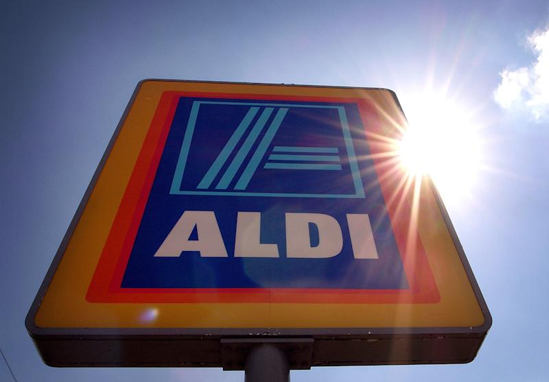 Supermarket giant Aldi is slashing prices on Skylite products this weekend