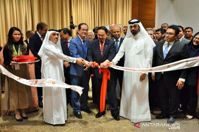 KBRI Doha selenggarakan pameran produk Indonesia pertama di Qatar