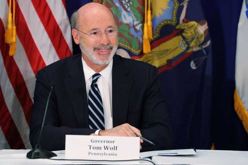Judge rules Pennsylvania governor's COVID-19 restrictions unconstitutional