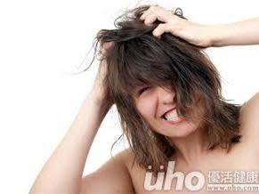 減少頭皮屑