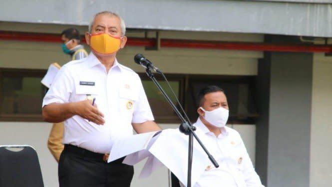 Wali Kota Bekasi: PSBB Total Seperti DKI, Enggak Lah