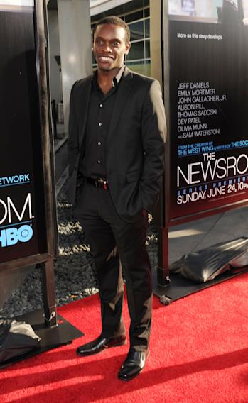"HBO's ""Newsroom"" Premiere - Arrivals"