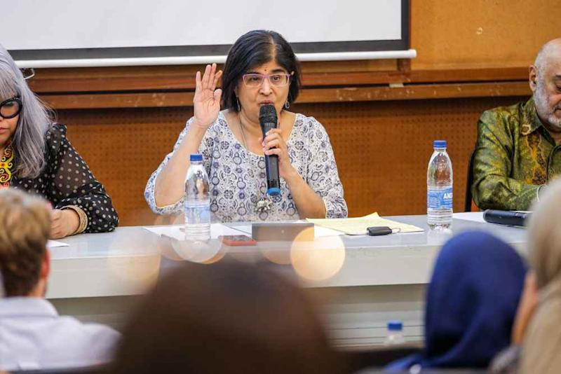 Datuk Ambiga Sreenevasan has backed those calling for Tun Dr Mahathir Mohamad to reconsider his resignation as the prime minister. ― Picture by Hari Anggara