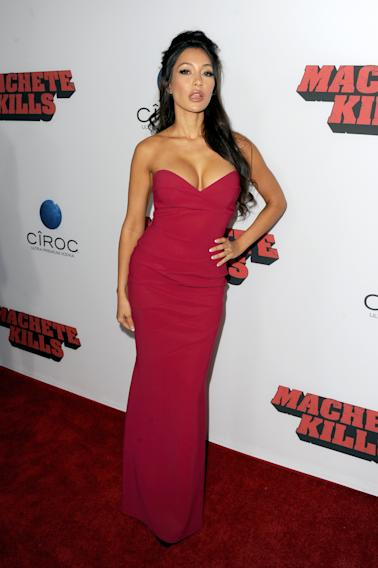 "Premiere Of Open Road Films' ""Machete Kills"" - Red Carpet"