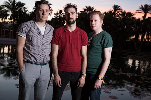 Two Door Cinema Club Leave the Nest