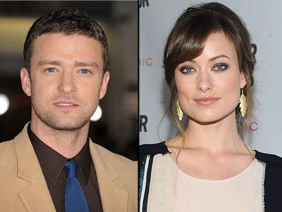 10/28/2011 — 'In Time' Star Olivia Wilde Plays Timberlake's Mom