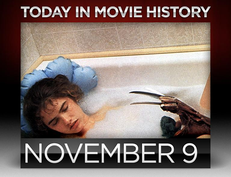 today in movie history, november 9
