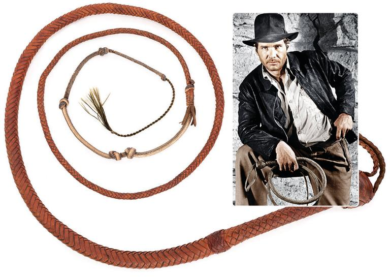Profiles in History Auction - Indiana Jones