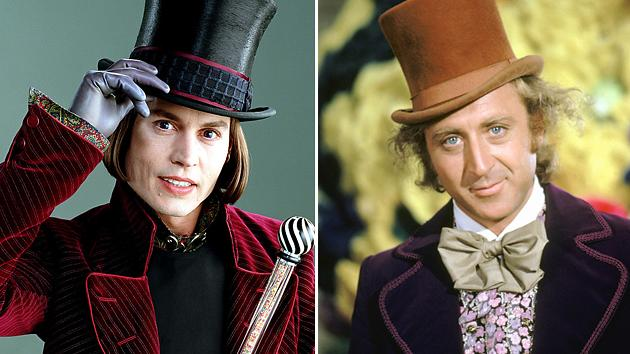 Willy Wonk-Off: Johnny Depp Vs. Gene Wilder (and Their Dueling Birthdays)