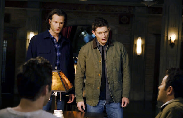 'Supernatural' Showrunner Says New Episodes of Final Season Won't Air 'for Awhile' After Tonight