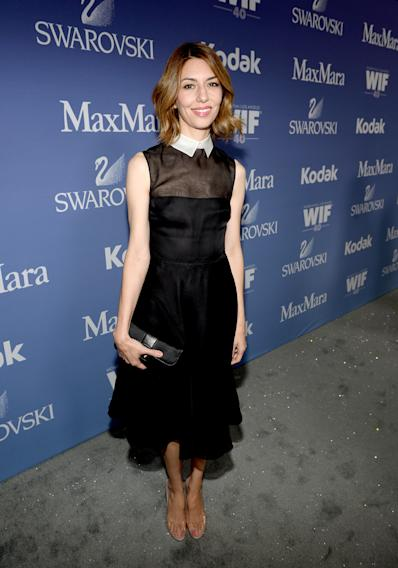 Women In Film's 2013 Crystal + Lucy Awards - Red Carpet