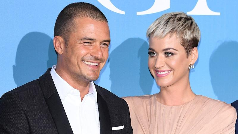Katy Perry on How Fiance Orlando Bloom Has Been Like 'Sage' for Her