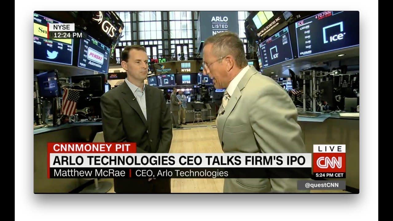 Arlo Technologies, Inc  (ARLO) Stock Forum & Discussion