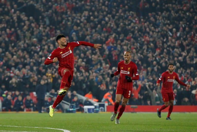 Champions League - Group E - Liverpool v KRC Genk