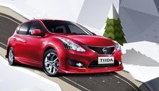 2014 Nissan Tiida 5D