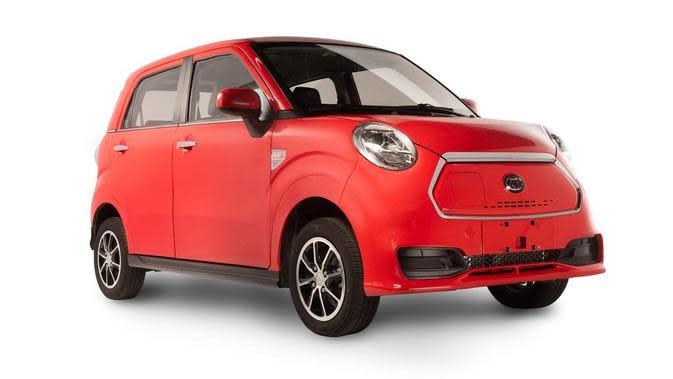 Produsen kendaraan listrik Kandi America secara resmi meluncurkan mobil mungil untuk pasar otomotif Amerika Serikat. Menjadi kendaraan listrik paling terjangkau, terdapat dua pilihan model, yakni K27 dan K23. (Carscoops).
