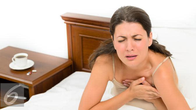 Ilustrasi Serangan jantung (iStockphoto)