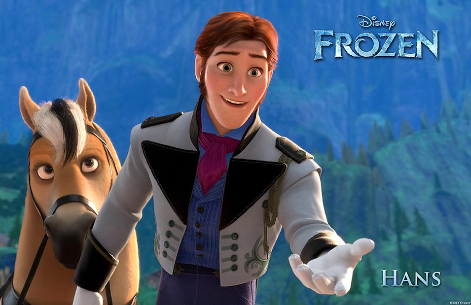 """Frozen"" Movie Stills"