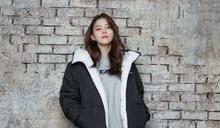 韓國藝人金宇彬韓素希攜手代言服裝品牌