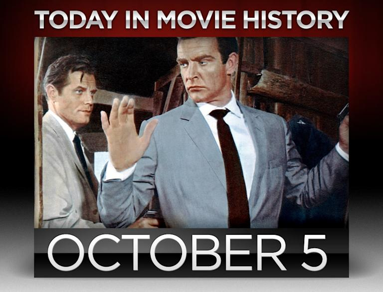 today in movie history, october 5